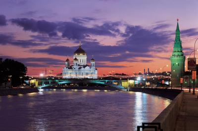 "Daily Leisure Cruise on the Motor Ship ""Moscow-150"""