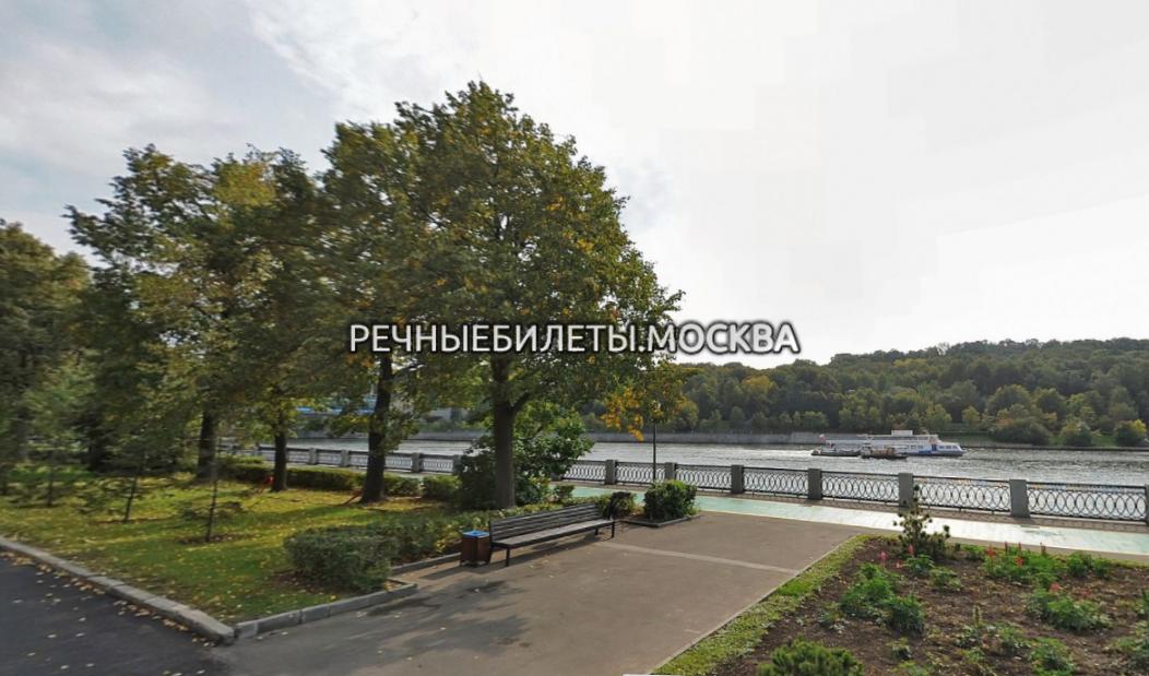 """Ежедневный речной круиз на теплоходе """"Алексия"""""""