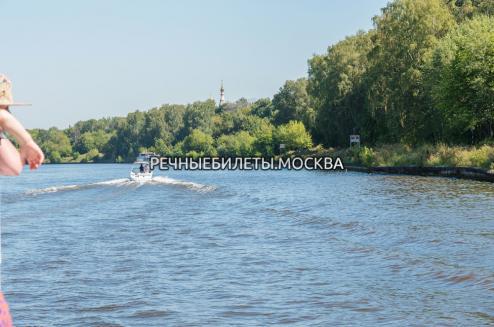 """Выходной в """"Бухте Радости"""" или """"Малибу""""- круиз от Северного Речного Вокзала с посещением пляжа и возвращением обратно"""