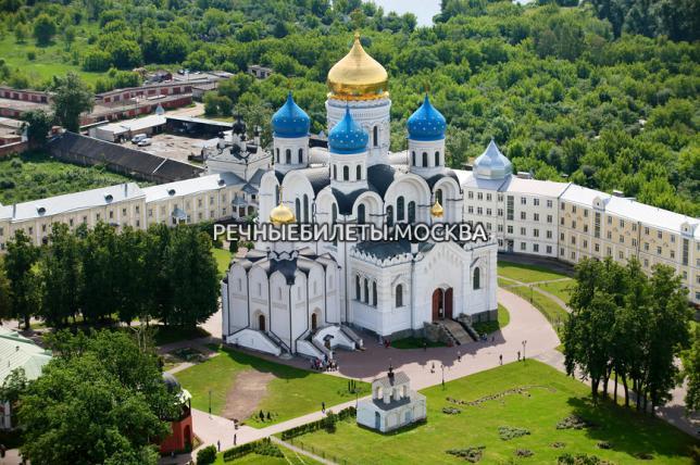 Круиз выходного дня на теплоходе в Николо-Угрешский монастырь