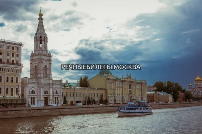 Джазовый теплоход - прогулка по Москве-реке с живой музыкой