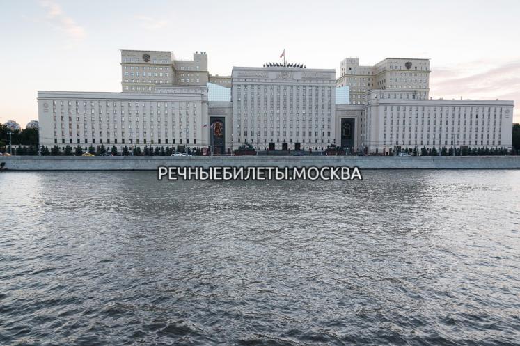 Гала-круиз от Москва Сити по всему центру, с дискотекой, обедом или ужином