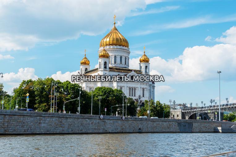 Речная прогулка с экскурсией по живописным местам Замоскоречья от парка Печатники