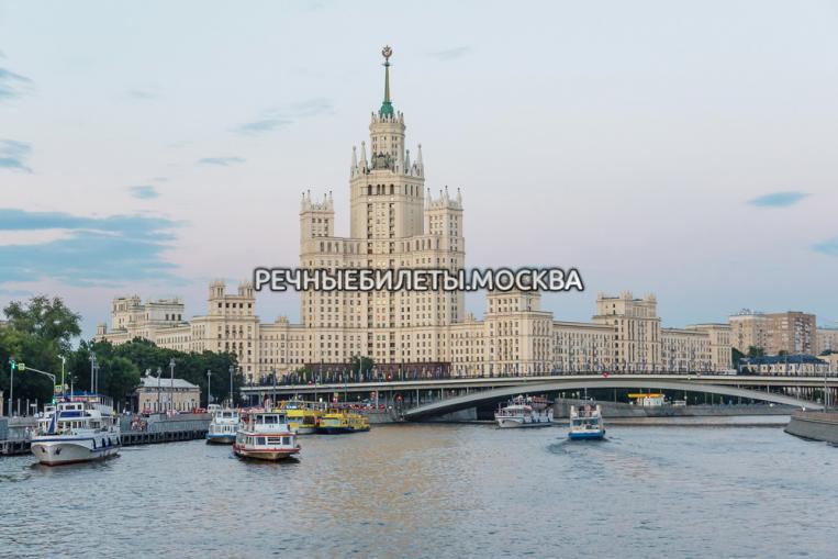 """Речная прогулка на Фестиваль фейерверков """"Ростех"""" с просмотром шоу программы"""