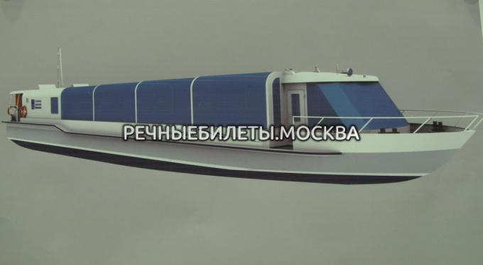 Теплоходы проекта 23020 «Пилигрим»