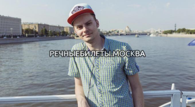 Фотоотчет с прогулок по Москве-реке