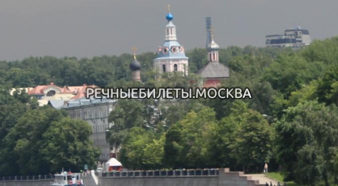 """Причал """"Андреевский монастырь"""""""