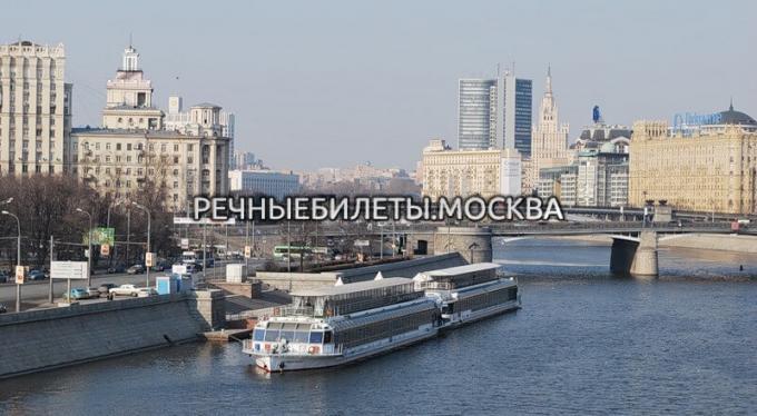 """Причал """"Киевский вокзал"""""""