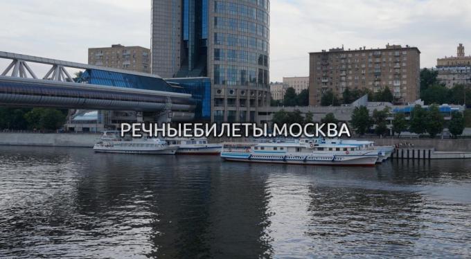 """Причал """"Набережная Тараса Шевченко"""""""