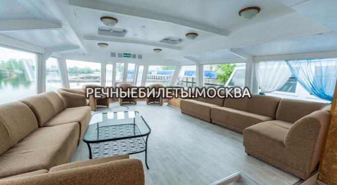 """Теплоход """"Москва-150"""""""