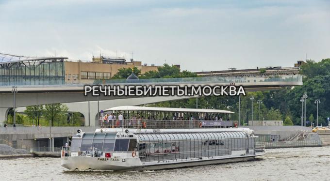 """Теплоход """"Ривер Палас"""" (River Palace)"""
