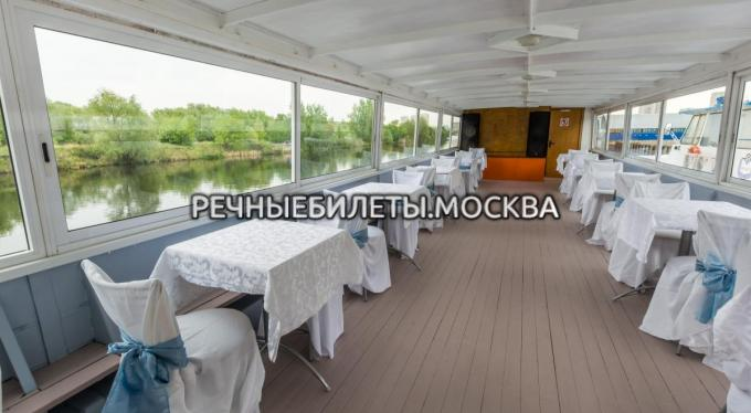 """Теплоходы """"Москва-150"""", """"Москва 99"""""""