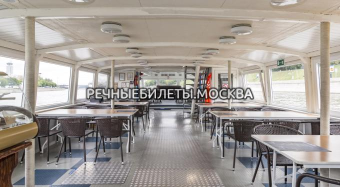 """Теплоход """"Удача"""" (М-65)"""
